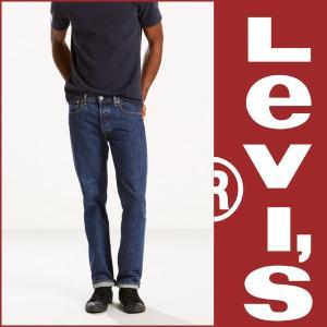Levi's 501リーバイス正規品デニム ジーンズ ボタンフライDark Stonewashed レギュラーストレートデニム|californiastyle