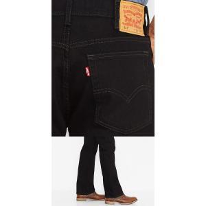 LEVISリーバイス正規品517 Boot Cut Jeansブーツカットデニムジーンズ ブラック リジット|californiastyle|04