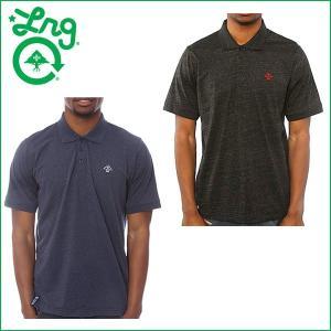 ポロシャツ 半袖 メンズ カジュアルシャツ LRGエルアールジー 正規品 CORE COLLECTION 2|californiastyle
