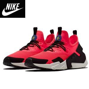 Nike Air Huarache Drift Mensスニーカーエアーハラチ靴Flash Crimson Blackドラフト ドリフト|californiastyle