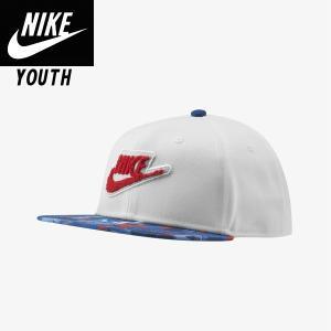 NIKE ナイキ正規品キャップ帽子 ユースユニセックス キッズサイズCAPホワイト californiastyle