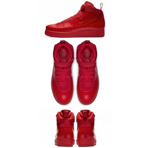 NIKEナイキ正規品スニーカー エアーフォースワンAir Force 1 Foamposite Cup University Red|californiastyle|02