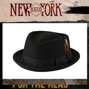 New York Hatニューヨークハット フェルトハット帽子 ハット|californiastyle
