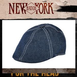 New York Hat ニューヨークハット ハンチング キャスケット|californiastyle
