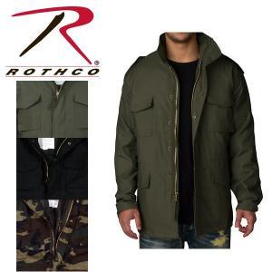 (ROTHCO)ロスコM-65 FIELD JACKET キルトライナー フィールドジャケット|californiastyle