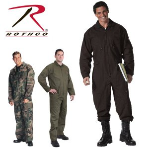 ROTHCOロスコ正規品フライトスーツ アメリカ買い付けミリタリーつなぎカバーオール|californiastyle