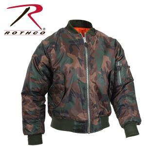Rothco ロスコ正規品MA-1 フライトジャケットFlight JacketミリタリーMA1|californiastyle