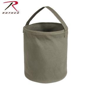 Rothco ロスコ正規品アメリカ買い付け軍物ミリタリー用品キャンバスウォーターバッグ|californiastyle