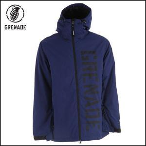 GRENADEグレネード 正規品 Grenade Shrapnel Snowboard Jacke|californiastyle|02