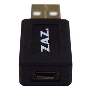 ZAZ microUSB (メス) - USB A (オス) 変換コネクタ 変換アダプタ 《a-12...