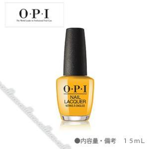 O・P・I オーピーアイ OPI ネイルラッカー NLL23 サン シー アンド サンド イン マイ...