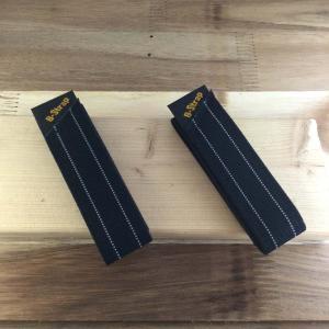 ユニコ Bikeguy B-strap ビーストラップ ブラック 黒 パンツバンド スボンストラップ|calm-runon
