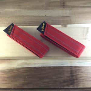 ユニコ Bikeguy B-strap ビーストラップ レッド 赤 パンツバンド スボンストラップ|calm-runon