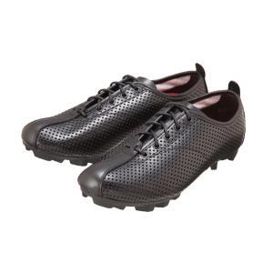 ビンテージシューズ Vitage SPD shoes Black クラシック サイクリングシューズ パンチ穴|calm-runon