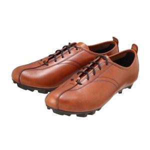 ビンディングシューズ Vitage SPD shoes Brown ビンテージ クラシック サイクリングシューズ|calm-runon