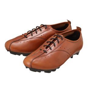 ビンディングシューズ Vitage SPD shoes Brown ビンテージ サイクリングシューズ 飾り穴|calm-runon