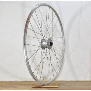 SHALIN Wheel 車輪 700C フロントホイール WH-DH-C3000-R450 ハブダイナモ シルバー|calm-runon