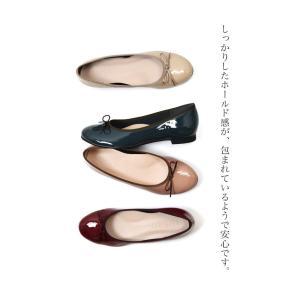 バレエ フラット 日本製(SUaSHI)まるで素足のようなバレエシューズ。 レインシューズ(FOO-AM-R1601)|calmlife2nd|04