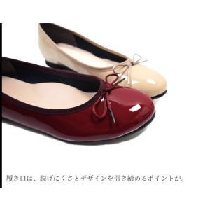 バレエ フラット 日本製(SUaSHI)まるで素足のようなバレエシューズ。 レインシューズ(FOO-AM-R1601)|calmlife2nd|05