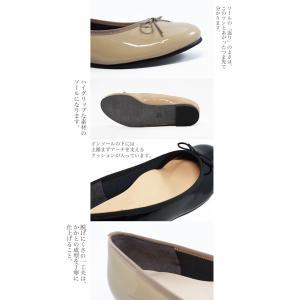 バレエ フラット 日本製(SUaSHI)まるで素足のようなバレエシューズ。 レインシューズ(FOO-AM-R1601)|calmlife2nd|07