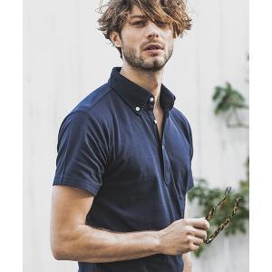 【felkod(フィルコッド)】Minimal Stretch Polo Shirts ポロシャツ(F19S150)|cambio