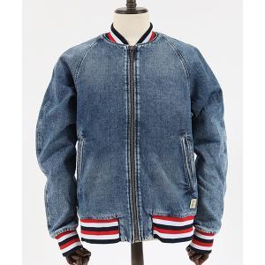 【Nudie Jeans(ヌーディージーンズ)】ALEX BOMBER JAKET ジャケット(160611)|cambio