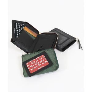 【SOLATINA(ソラチナ)】イタリアンレザーL字ファスナー短財布(SW-70012)|cambio