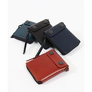 【SOLATINA(ソラチナ)】スコッチガードカウレザー短財布(SW-39503)|cambio