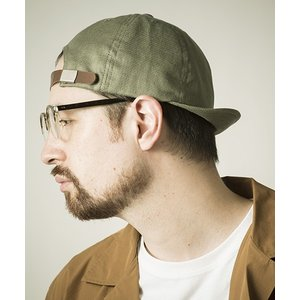 【Mighty Shine】BRIDGE CAP LINEN キャップ(1192011)|cambio