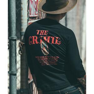 【CRIMIE(クライミー)】GUADALUPE 7TH SLEEVE グアダルーペマリア7分丈Tシャツ(C1K1-TE09)|cambio