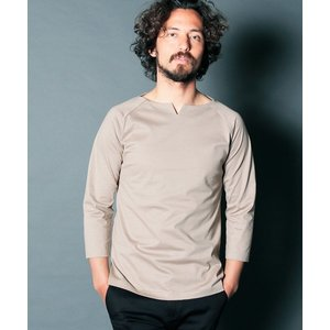 【Magine(マージン)】COMPRESSION JERSEY SKIPPER SHIRTS 3-4SL カットソー(1922-36)|cambio
