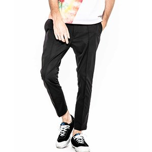【ACANTHUS(アカンサス)】stretch polyester tight pants パンツ(JKP1902)|cambio