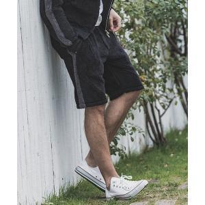 【felkod(フィルコッド)】Sports Side Line Boa Shorts ラインショーツ(F19S030)|cambio