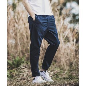 【felkod(フィルコッド)】360°Stretch Semi Wide Pants セミワイドパンツ(F19S200)|cambio