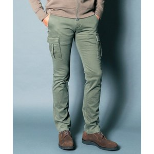 【Magine(マージン)】SULFUR STRETCH TIGHT CARGO PANTS タイトカーゴパンツ(1913-52)|cambio
