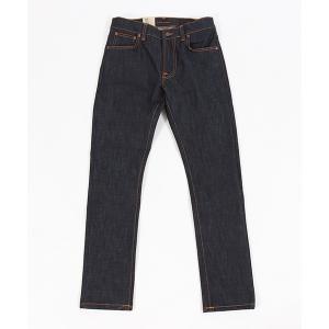【Nudie Jeans(ヌーディージーンズ)】LEAN DEAN DRY COLORS デニムパンツ(113178030)|cambio