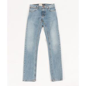 【Nudie Jeans(ヌーディージーンズ)】THIN FINN LIGHT BLUE COMFORT デニムパンツ(112985032)|cambio