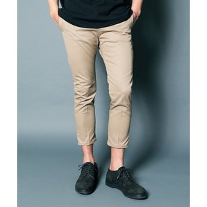 【Magine(マージン)】COOL MAX TWILL CROPPED TAPERED PANTS パンツ(1923-14)|cambio