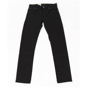 【Nudie Jeans(ヌーディージーンズ)】THIN FINN792 DRY EVER BLACK デニムパンツ(112694032)|cambio