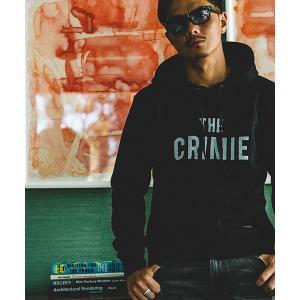 【CRIMIE(クライミー)】SWEAT PARKA THE CRIMIE THE CRIMIEオリジナルスウェットパーカ(C1K1-SW12)|cambio