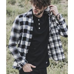 【felkod(フィルコッド)】Calm Crazy Check Shirts チェックシャツ(F19S040)|cambio