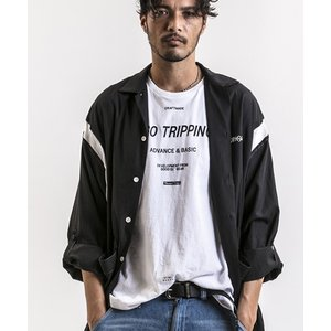 【EGO TRIPPING(エゴトリッピング)】663207-SPINE TEE Tシャツ cambio