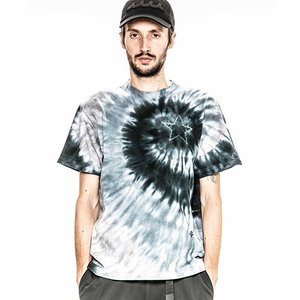 【ACANTHUS(アカンサス)】spiral star tie-dye Tee Tシャツ(CT1910)|cambio