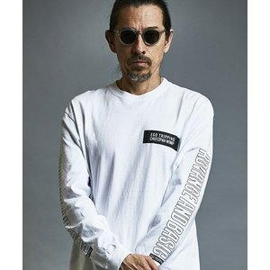 【EGO TRIPPING(エゴトリッピング)】A.D TEE Tシャツ(663409) cambio