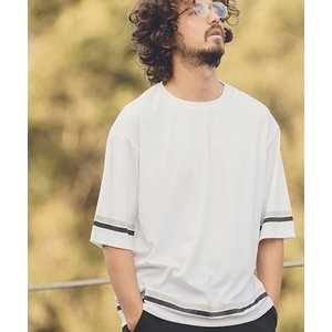 【ANGENEHM(アンゲネーム)】Smooth Line Big Tee(MADE IN JAPAN) Tシャツ(ANG9-030)|cambio