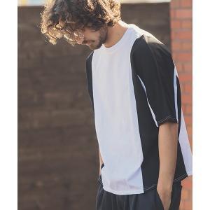 【ANGENEHM(アンゲネーム)】Flip Big Tee(MADE IN JAPAN) Tシャツ(ANG9-025)|cambio