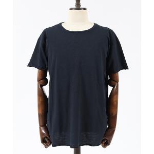 【Nudie Jeans(ヌーディージーンズ)】ROGER SLUB Tシャツ(131484)|cambio