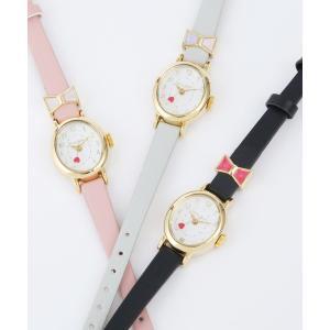 【honey salon(ハニーサロン)】Honeyリボンウォッチ 腕時計(SA91FNJ0150)|cambio