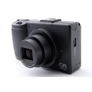 リコー RICOH デジタルカメラ GR DIGITAL III GRDIGITAL3 新品SDカー...