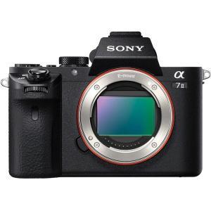 ソニー SONY  α7 II ボディ 新品SDカード付き <プレゼント包装承ります>